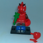 Masters of the Universe Clawful Lego style Minifigure